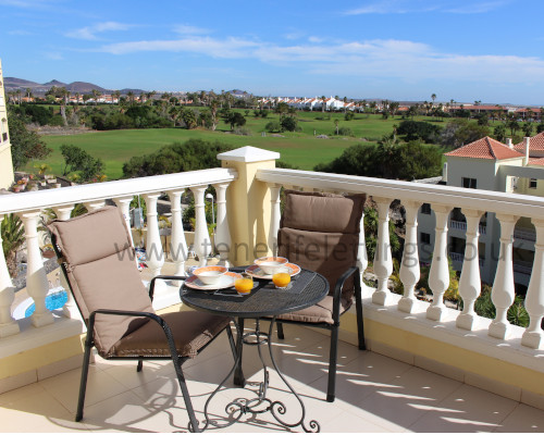 Penthouse Apartment Ocean Golf and Country Club, Golf del Sur